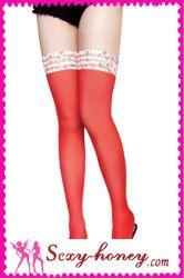 Fashion Sexy Senhoras Red Factor (LD-10154)