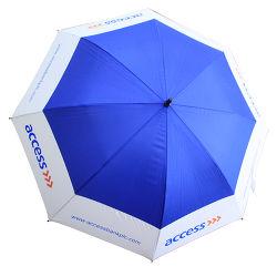Датчик дождя и освещенности рекламы зонтик с логотипом для рекламных подарков (KU-01)