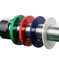 製造業者販売のカスタムロゴカラー鋼鉄僅かの変更の重量の版