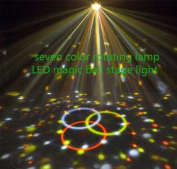 Verlichting \ van het Stadium van de Verlichting \ van het Stadium \ van de Laser \ van de partij de Lichte Lichte helemaal over de Lamp van de Ster van de Hemel