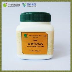 Un Shen Ding Zhi Wan (extrait de thé aux herbes chinoises) pourrait nourrir coeur à l'Tranquilize