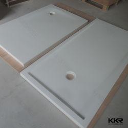 A Kkr Acrylic Superfície sólida base de chuveiro banho de chuveiro