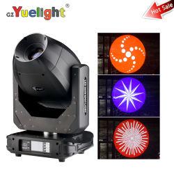 250W à LED DJ Déplacement du faisceau de la tête d'éclairage