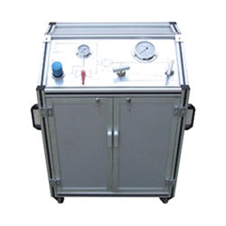 Sistema Auxiliar de Gás Natural pneumática
