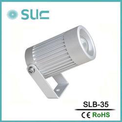 معظم وردة مصباح LED ذات زاوية الشعاع الضيقة على الحائط