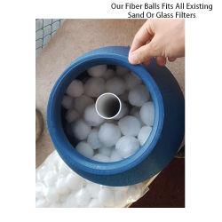 Aquakultur-Schwamm Dacron Rolls Polyester-Filter-Media für Swimmingpool