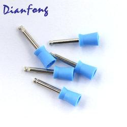 R02b Alta Qualidade Venda Quente Prophy Azul Cup Dentista Produtos polimento dental a capa de borracha