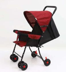Bester verkaufenfabrik-direkter Preis-preiswerter Baby-SpaziergängerPram der einfache Baby-Spaziergänger,