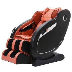 전기 L-Shaped 궤도 무중력 음악 적외선 비취 안마 의자