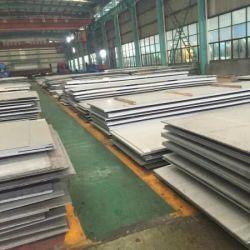 Tisco laminés à chaud 317L, 321, 347, 347H, 409L SS avec plaque en acier inoxydable 317L (plaque en acier inoxydable ASTM SS 317L/ S31703/ SUS317L/ FR X2CrNiMo18-15-4/ 1.4438)