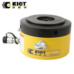Matériel d'acier Jack cylindre hydraulique haute pression