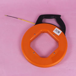 nylon di 4mm/nastro d'acciaio dei pesci di Guider del cavo/fune della vetroresina