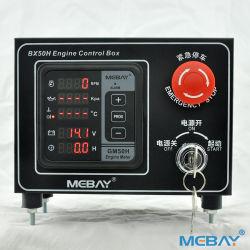 Bx50h Affichage de la température du liquide de refroidissement du boîtier de commande du moteur