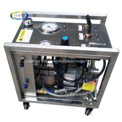 Terek 1000-2000 Bar neumáticas de alta presión de prueba hidrostática de la unidad de bomba para la venta