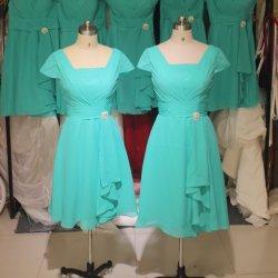 カスタム標準的で軽くて柔らかい党プロムは安い母新婦付添人のイブニング・ドレスZ3005に服を着せる