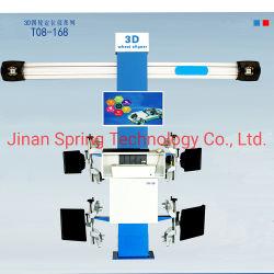 Aligner della rotella del garage 3D della corrispondenza della macchina di allineamento di rotella dell'automobile 3D