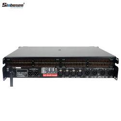 Sinbosen Fp10000q 4-канальный усилитель эквалайзера цена профессиональный усилитель мощности заслонки смешения воздушных потоков