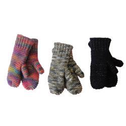 Handschuh der Dame-Winter Warm Fashion Chunky mit Sherpa Futter