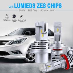 M3 светодиодные фары H11, H4, H7 55 Вт 6000K Auto лампу аксессуары для автомобиля