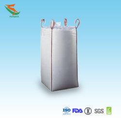 Mejor proveedor chino de 1 tonelada a granel Dumpy constructores grandes bolsas de contenedor de FIBC Jumbo