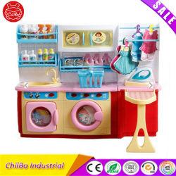Пластиковые мини-бытовой техники стиральная машина претендует играть игрушки