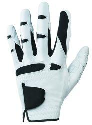 Custom Men's Stablegrip blanc en cuir véritable durables Cabretta. gants de golf