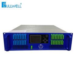 Dual Power Suplly para 32 portas EDFA Wdm com Pon