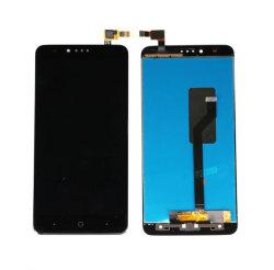 Мобильный телефон ЖК-замены деталей сенсорный дисплей с цифровым планшетом для Zte Zmax PRO Z981