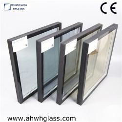Templado insonorizadas Low-E la construcción de cristal térmico caliente de Venta Directa de Fábrica