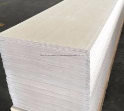 Panneau de fibre de ciment étanche Progeneus Feuille de ciment