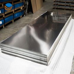 ورق من الفولاذ المقاوم للصدأ المدلفنة البارد/الساخن AISI 316ti بسعر بدون أكلس