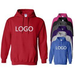 カスタムHoodiesの綿Hoodieの高品質のスエットシャツ、印刷Hoodieの刺繍Hoody、CVC Hoodies、卸し売りHoodies、人および女性のための明白なHoodies