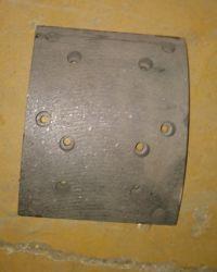 مكبح بطانة [بم090-1] [دووو] حافلة جزء مكبح قالب بطانة