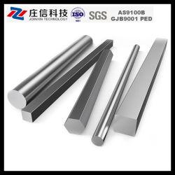 製造業者の供給ASTM B348 Ti6ai4veliの等級5のチタニウムの角度棒