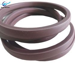 Пыль слайд силиконового каучука кольцевого уплотнения
