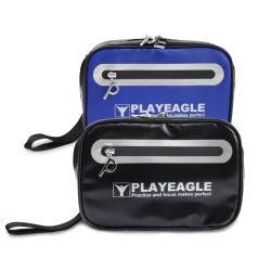 Housse imperméable Golf Logo personnalisé PU sac à main en cuir
