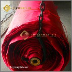 Cable de neumático de tela con la manguera de caucho para