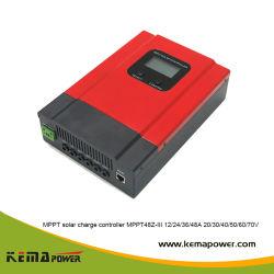 MPPT48z 12/24/48 VDC 20-60AMP MPPTの太陽料金のコントローラ