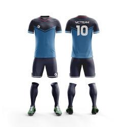 Dernier numéro de transfert de chaleur Dri-Fit Soccer Jersey