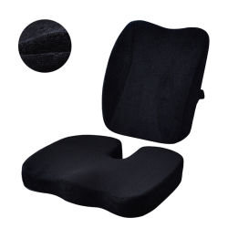 Oficina de Diseño más reciente respaldo lumbar cómoda silla de apoyo lumbar
