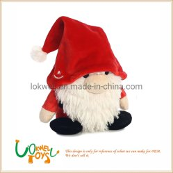 Peluches de Navidad Santa Claus animales de peluche peluches