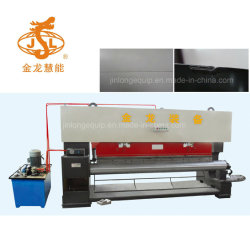 Linea di produzione solare d'acciaio del serbatoio del riscaldatore di acqua di Satinless per il riscaldatore di acqua solare senza saldatura