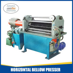 Dn40-Dn300 Horizontal Flexible Metall Balg Umformmaschine