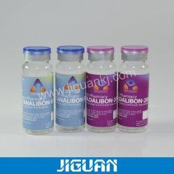 Verpakking van 10 ml glazen flesjes voor medicijnen