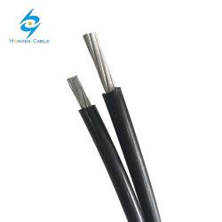 Bassa riga aerea della trasmissione via cavo di ABC di ABC 2X16mm2 del cavo di tensione