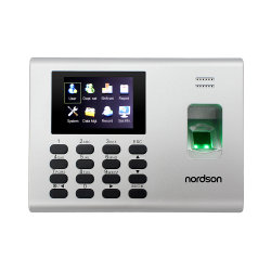 Self-Service Reprot batterie intégrée RFID Zksoftware le temps de présence de la carte système de face
