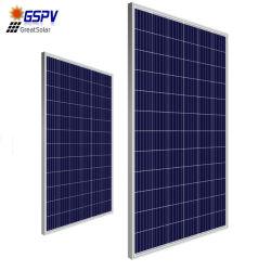 Venta caliente 320W 330W de módulos fotovoltaicos solares policristalinas
