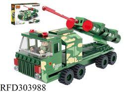 174PCS Military Toys Set 3D Puzzle Block Spielzeug Gebäude für Kinder