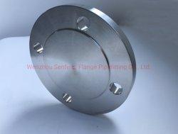 L'acciaio inossidabile dell'ANSI B16.5 di F61/F53/F55/2205/2507 /2520/317L /304/316 ha forgiato la flangia cieca dei FF