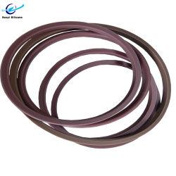 Junta de borracha de silicone para alimentar as vedações de anel de borracha de silicone forte